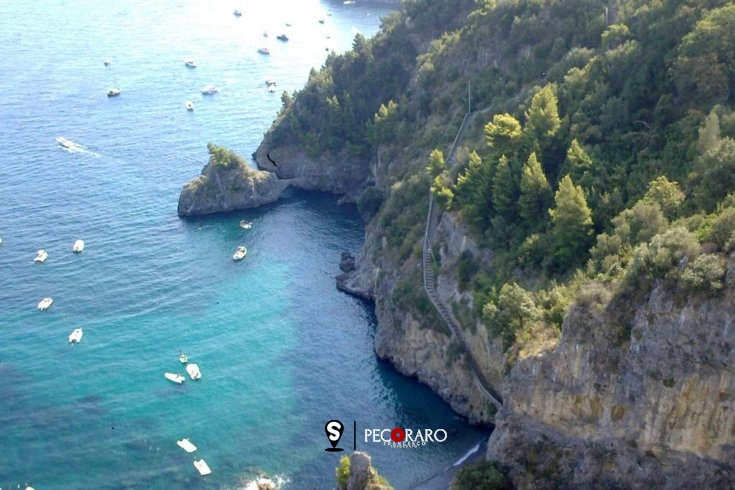 Amalfi, al via la progettazione per la messa in sicurezza di 6 costoni rocciosi - aSalerno.it