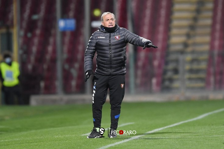 """Castori: """"Squadra in salute, sono fiducioso per lo sprint finale"""" - aSalerno.it"""