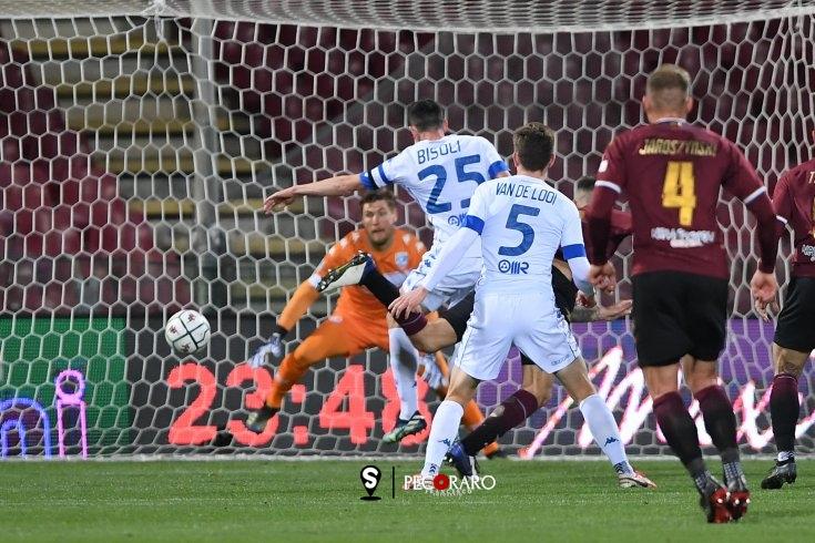 """Salernitana, decide la """"testata"""" di Bogdan: Brescia sotto (1-0 pt) - aSalerno.it"""