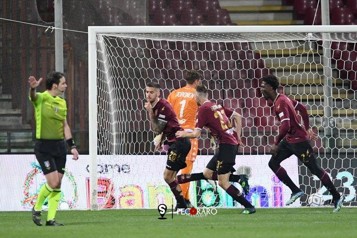 """Bogdan: """"Adesso ci aspetta un secondo tempo duro"""" - aSalerno.it"""