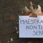 Covid, protesta No DAD foto Francesco Pecoraro