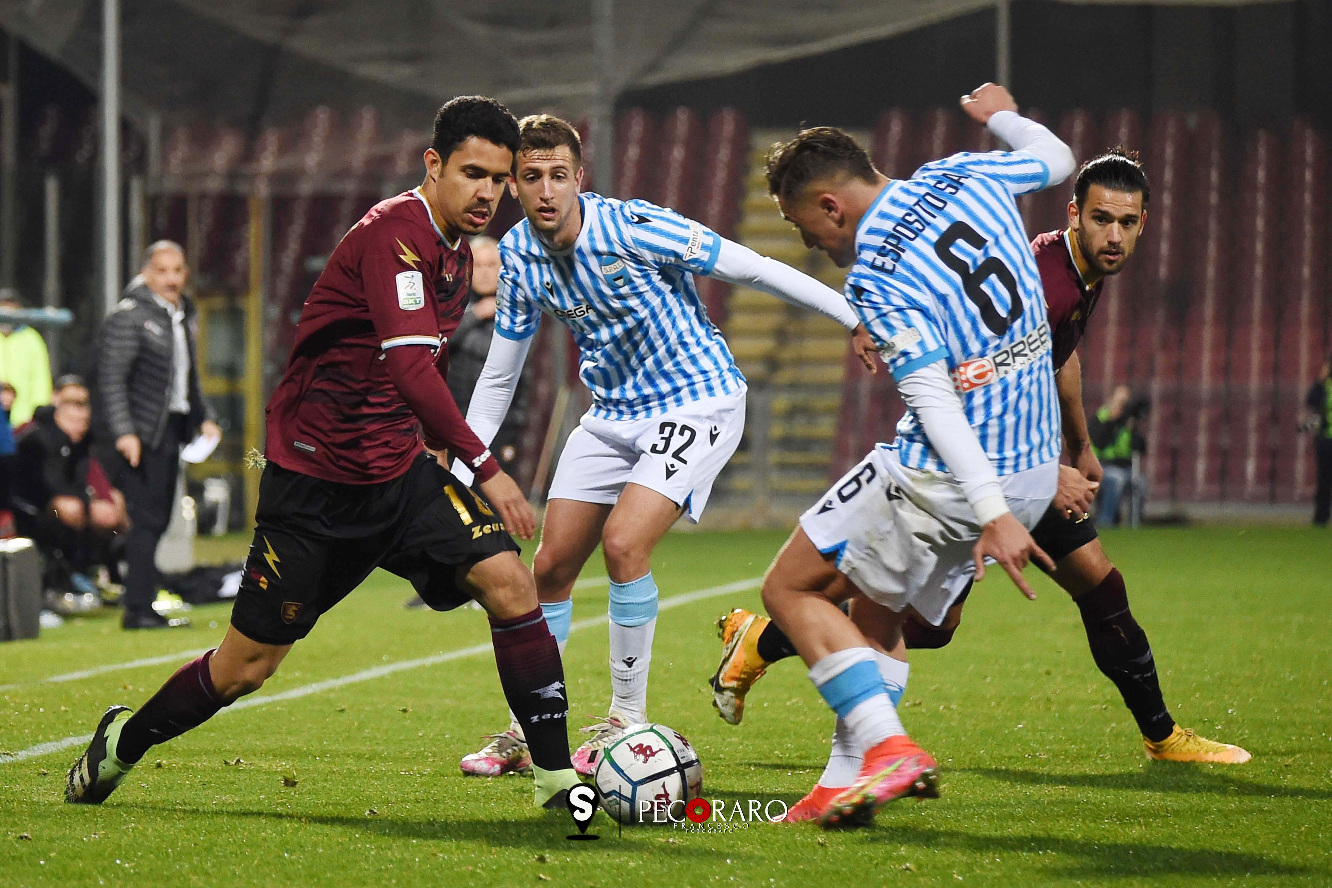 Salernitana vs Spal - Serie BKT 2020/2021