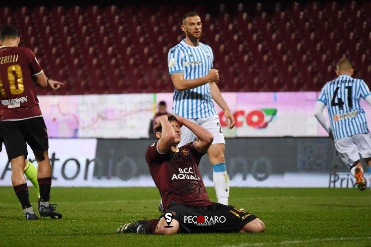 """Di Tacchio: """"Me la sentivo di tirare il rigore, purtroppo ho sbagliato"""" - aSalerno.it"""