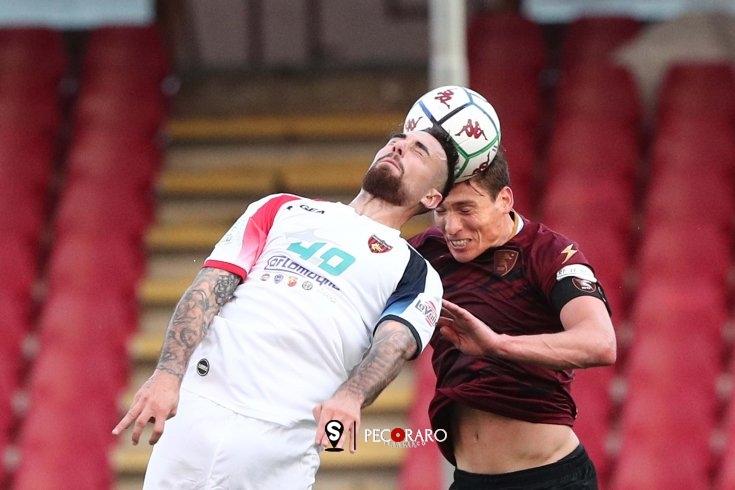 Salernitana senza mordente, 0 a 0 con il Cosenza - aSalerno.it