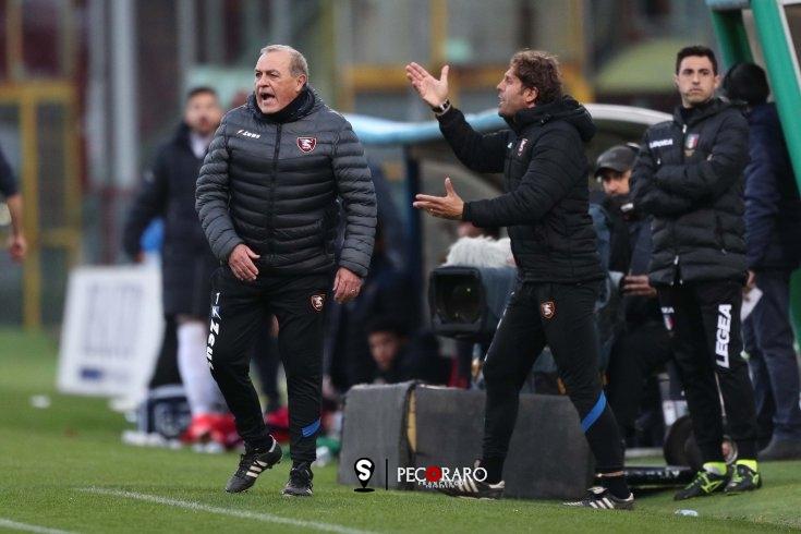 """Castori: """"Abbiamo fatto una brutta partita"""" - aSalerno.it"""