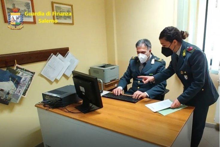 Prestanomi, escamotage contabili: 6 indagati e sequestro milionario a Salerno - aSalerno.it