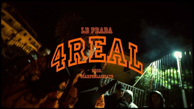 """LB Prada pubblica """"4REAL"""": musica per realizzare i sogni - aSalerno.it"""