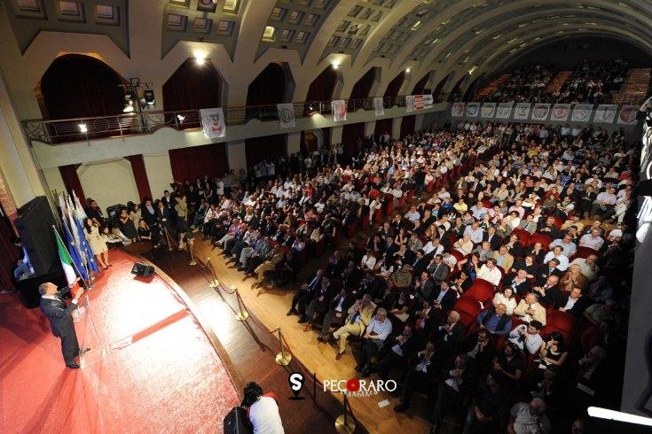 Salerno, pronti tre punti vaccinali: c'è anche il Teatro Augusteo - aSalerno.it
