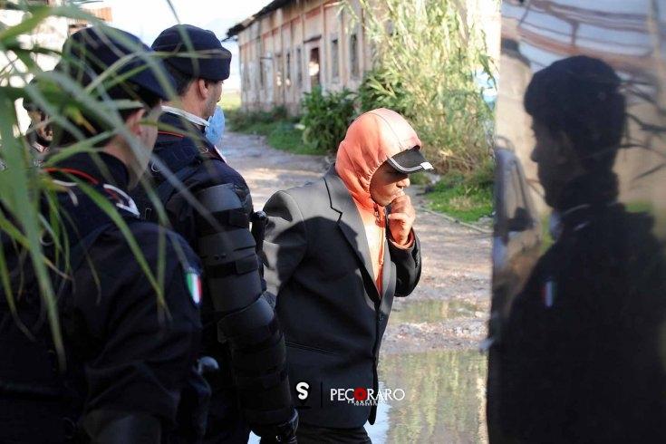 Pessime condizioni igienico-sanitarie, sgomberati immigrati - aSalerno.it