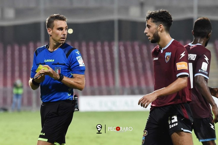 Salernitana – Venezia, dirige l'arbitro Fourneau - aSalerno.it