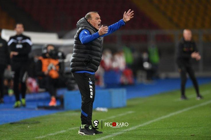 """Castori: """"Dodici partite senza sconfitta, ci può stare perdere a Lecce"""" - aSalerno.it"""