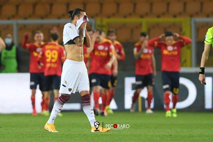 Salernitana in rosso, 2 a 0 per il Lecce - aSalerno.it