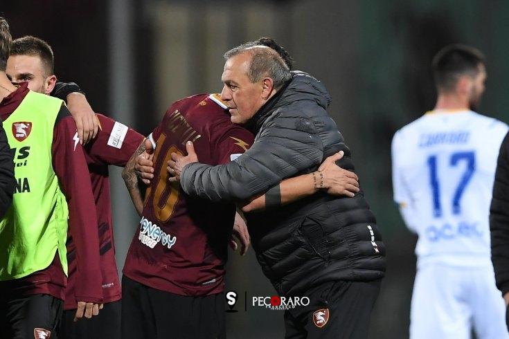 """Castori: """"Bisogna vincere. Cercheremo di fare il maggior numero di punti"""" - aSalerno.it"""