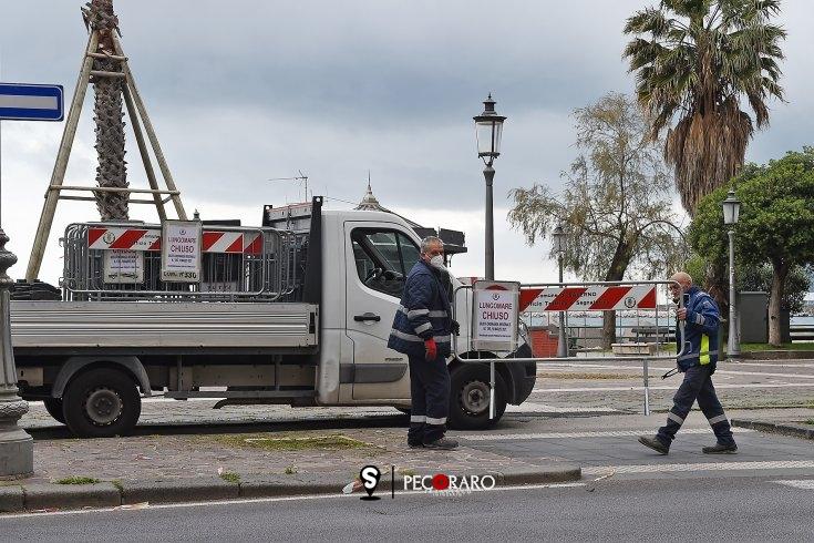 Campania resta in zona rossa, ma decadono le restrizioni per piazze e lungomare - aSalerno.it