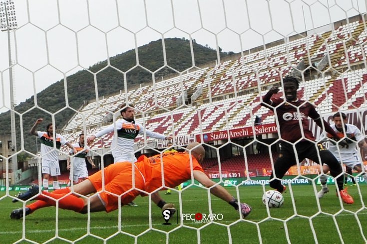 Salernitana in GONDOla, 2 a 1 al Venezia - aSalerno.it