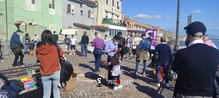 Coraggio Salerno si presenta alla città: lancio del progetto al Porticciolo - aSalerno.it