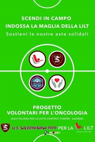 """""""Volontari per l'oncologia"""", sostegno psicosociale e materiale al paziente oncologico - aSalerno.it"""