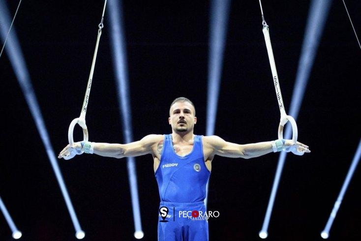 Salvatore Maresca conquista il bronzo europeo agli anelli - aSalerno.it
