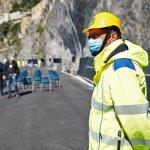 SAL - 24 04 2021 Amalfi. Riapertura Statale Amalfitana. Foto Tanopress