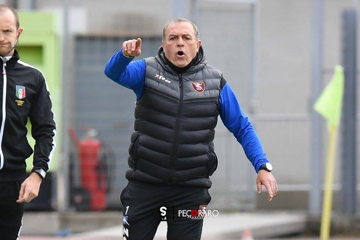 """Castori: """"Ci giocheremo le nostre chance"""" - aSalerno.it"""
