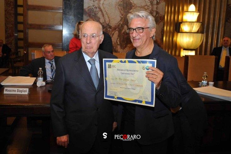 Una vita dedicata agli altri, Salerno piange l'oculista Pier Giorgio Turco - aSalerno.it