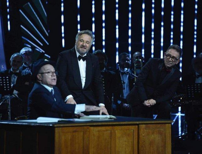 Christian De Sica si racconta con Pino Strabioli in una serata di gala - aSalerno.it