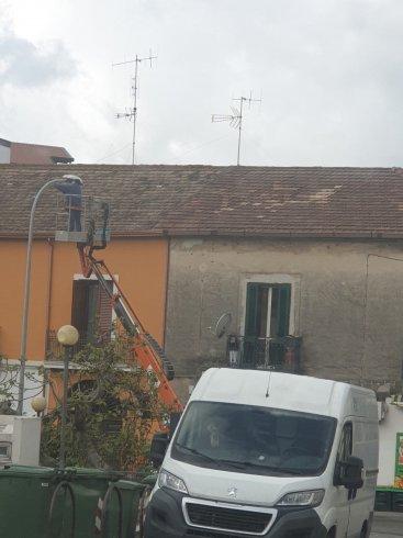Operai senza casco a Matierno, rabbia Cisal - aSalerno.it