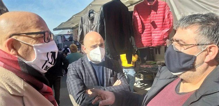 Nocera Inferiore, rilancio e sviluppo del mercato di Piazzale XVIII Maggio - aSalerno.it