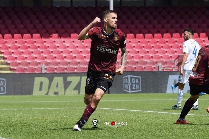 """Bogdan: """"E' una battaglia, speriamo di portare a casa i 3 punti"""" - aSalerno.it"""