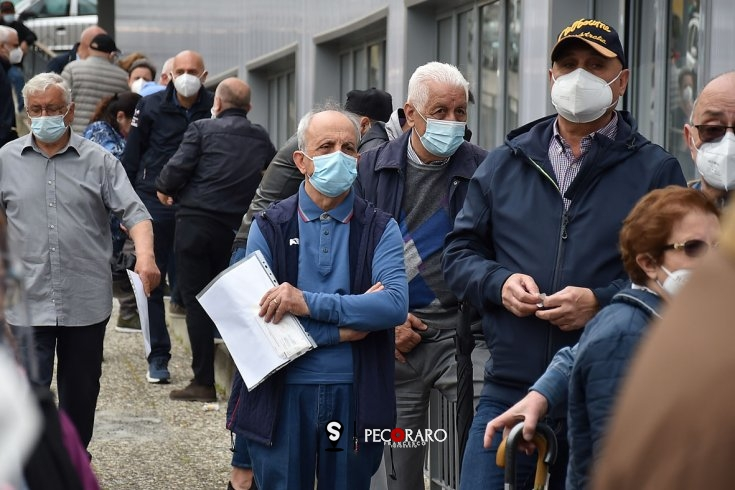 Open day vaccini, a Salerno il successo è nei numeri: oltre 2mila vaccinati - aSalerno.it