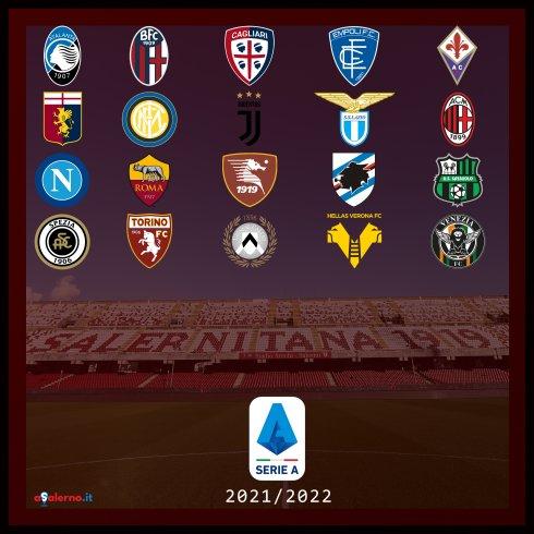 Salernitana, ecco la tua Serie A 2021/2022 - aSalerno.it
