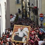 sal - 28 05 2021 Funerali Matteo Leone vittima di un incidente sul lavoro