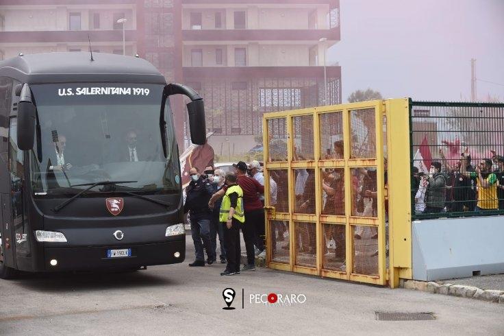 Salernitana-Monza, formazioni ufficiali: avanti Tutino-Gondo - aSalerno.it