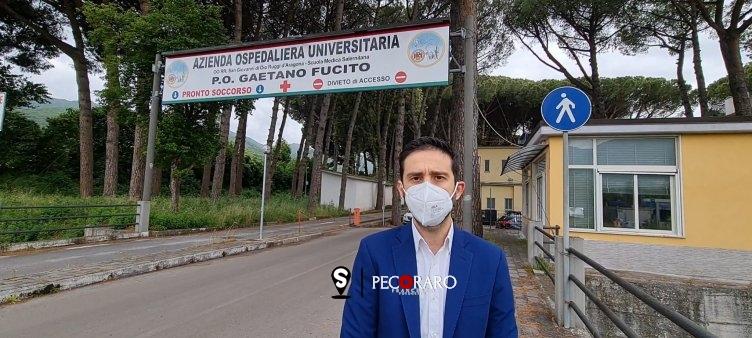 Criticità all'ospedale di Mercato San Severino, Cgil scrive a De Luca - aSalerno.it