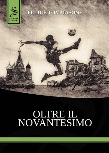 """""""Oltre il Novantesimo"""" del prof Felice Tommasone, pubblicato il suo ultimo romanzo """"nascosto"""" - aSalerno.it"""