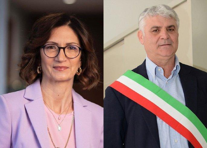 """Camerota, la Gelmini al sindaco: """"Complimenti per la Bandiera Blu"""" - aSalerno.it"""