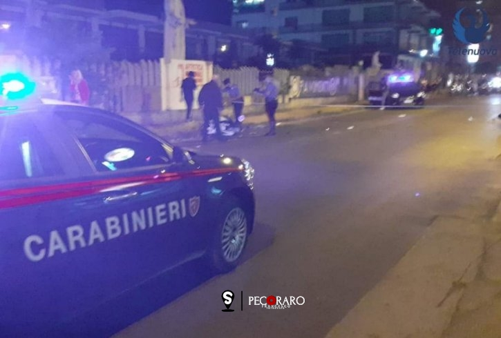 Incidente tra motorini sulla SS18, un morto e tre feriti - aSalerno.it
