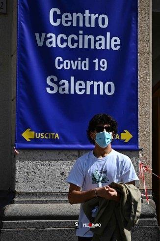 Salerno e provincia, superato un milione di vaccini - aSalerno.it