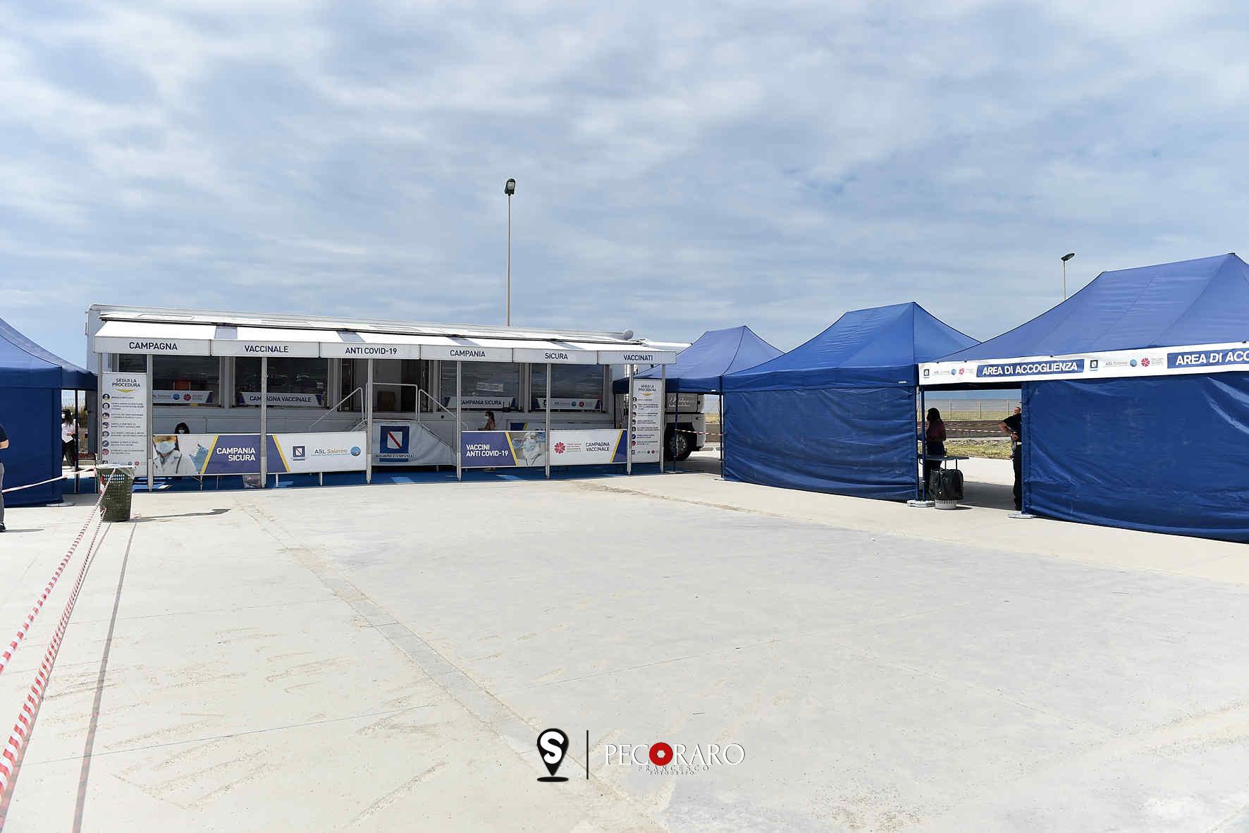 SAL - 05 06 2021 Salerno Area PIP Nautico San Matteo. Open Day. Foto Tanopress
