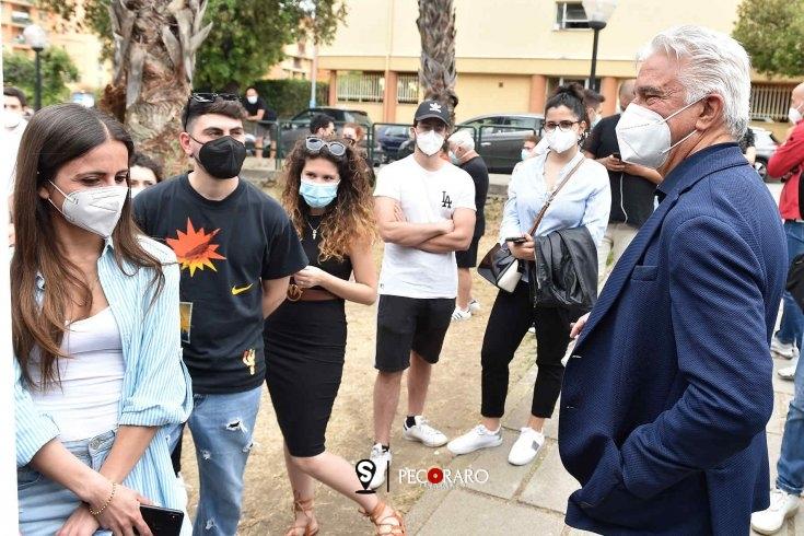 Giornata di Open day a Salerno, da Matierno al Centro Sociale il sopralluogo del sindaco - aSalerno.it