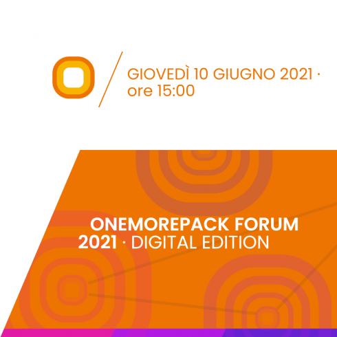 One More Pack, il primo forum sul packaging il prossimo 10 giugno - aSalerno.it