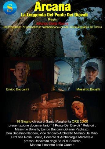 La leggenda del Ponte dei Diavoli diventa un docu-film - aSalerno.it
