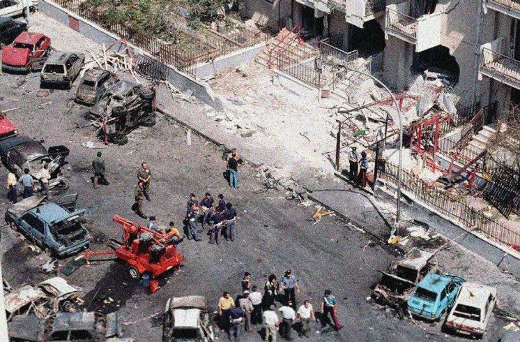 Esattamente 29 anni fa la strage di via Damelio - aSalerno.it