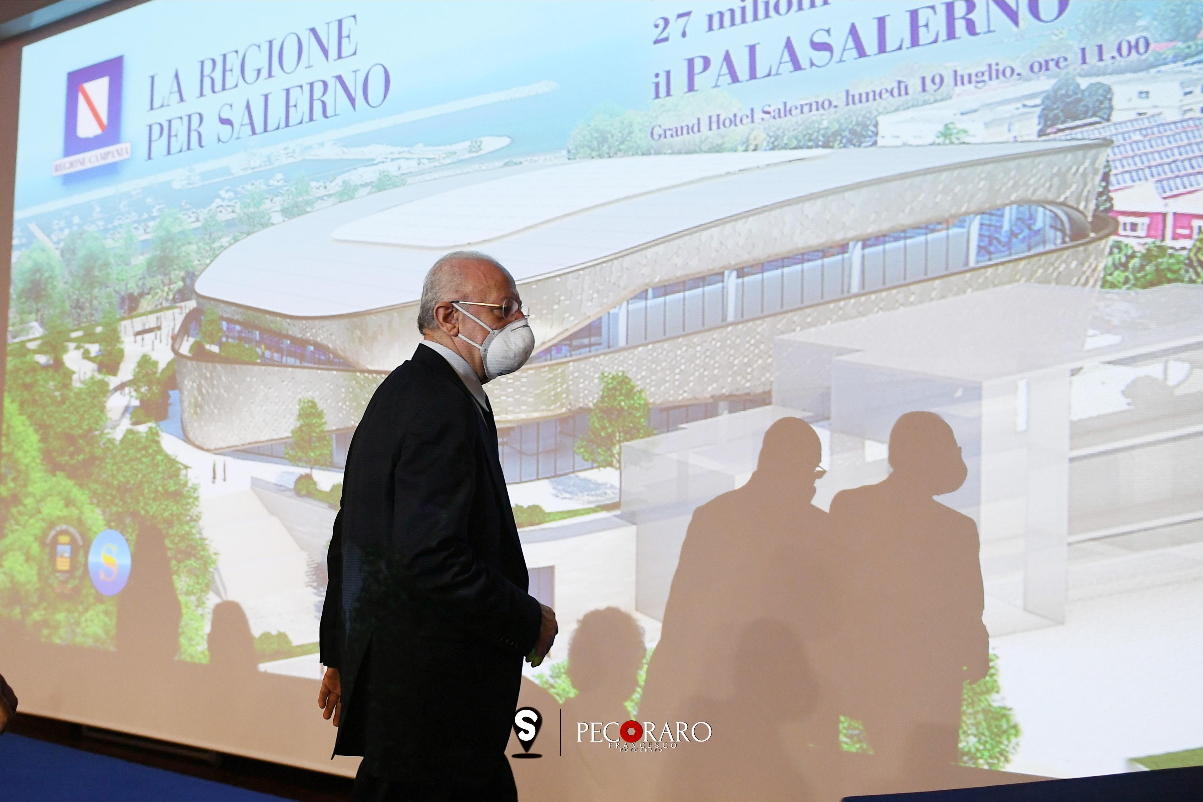 sal - 19 07 2021 presentazione PalaSalerno.