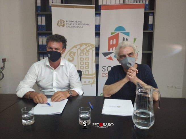 Protocollo d'Intesa tra Cassa di Risparmio e Centro Servizi per il Volontariato - aSalerno.it