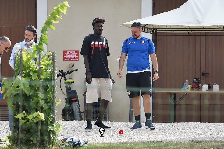 Coulibaly alla terza esperienza in A: 4 anni fa lanciato da Zeman titolare contro il Milan - aSalerno.it