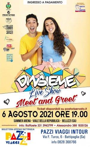 Bellizzi Summer Arena: un'avventura senza fine con gli youtuber Erick e Dominick - aSalerno.it