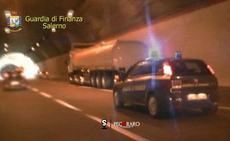 Sequestro da 128 milioni di euro, contrabbando di gasolio a Salerno - aSalerno.it