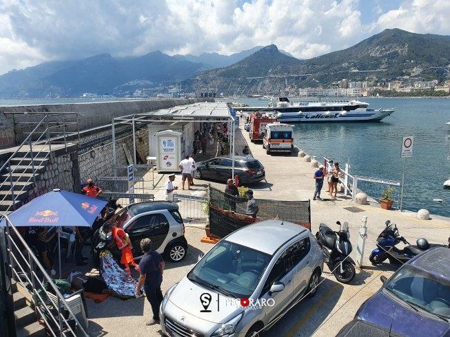 Cadavere di un uomo ritrovato al Molo Masuccio - aSalerno.it