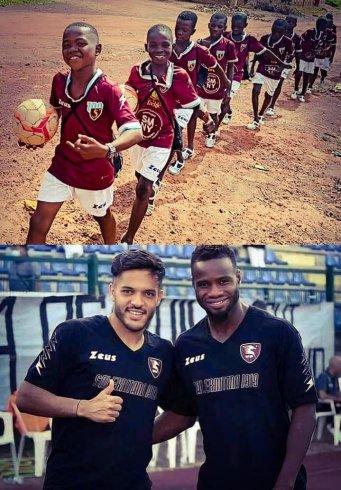 """Centro Sadio Diarra scrive a Lassana Coulibaly:""""La Salernitana è più di un club"""" - aSalerno.it"""